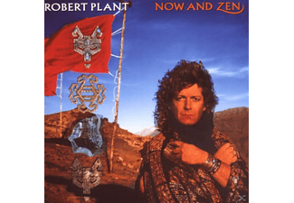 Robert Plant - Now And Zen - (CD)