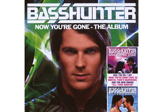 Basshunter - Now You're Gone - (CD)