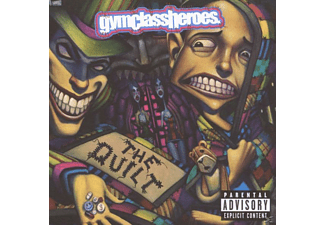 Gym Class Heroes - The Quilt - (CD)