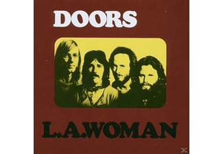 The Doors - L.A.Woman (40th Anniversary Mix) - (CD)