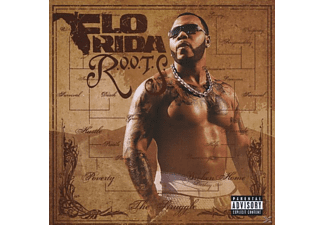 Flo Rida - R.O.O.T.S.(Route Of Overcoming The Struggle) - (CD)