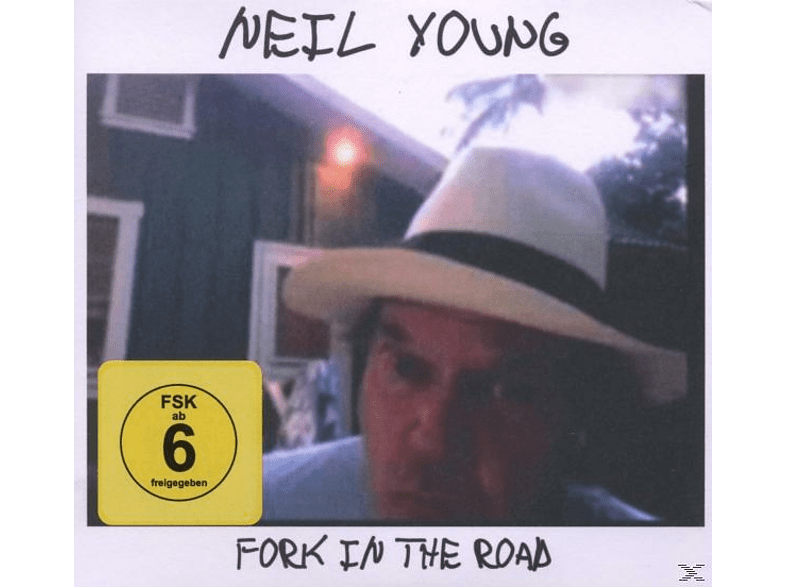 Neil Young - Fork In The Road [CD + DVD Video]