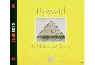 The Modern Jazz Quartet - Pyramid (CD)