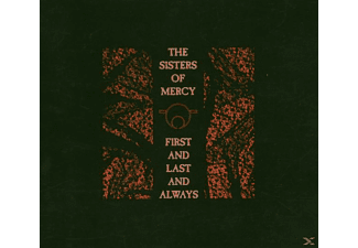 The Sisters Of Mercy - First And Last And Always - (CD)