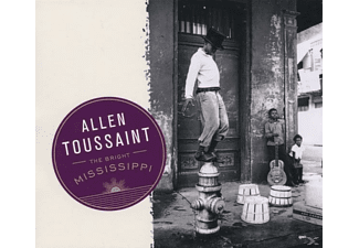 Allen Toussaint - The Bright Mississippi - (CD)
