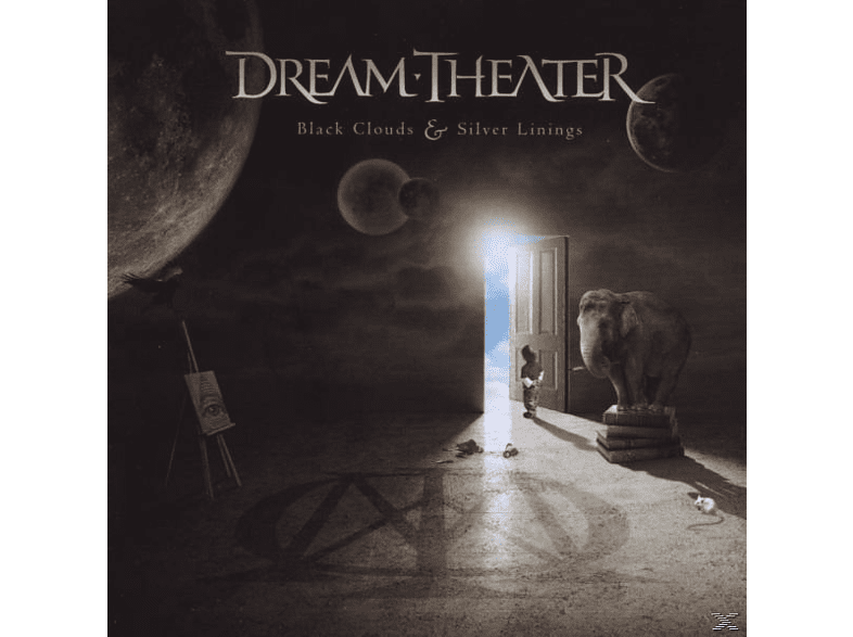 Dream Theater - Black Clouds & Silver Linings [CD]