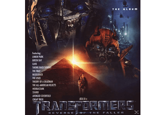 VARIOUS, OST/VARIOUS - Transformers-Revenge Of The Fallen - (CD)