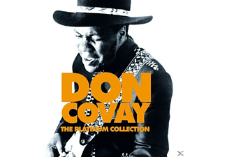 Don Covay - Platinum Collection - (CD)