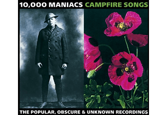 10.000maniacs - Campfire Songs-Popular, Obscure & Unknown Recording - (CD)