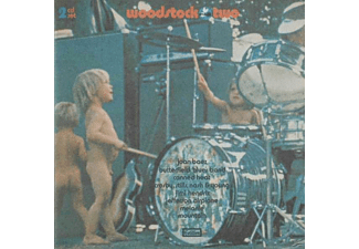 VARIOUS - Woodstock Vol.2 (Ost) - (CD)