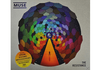 Muse - Resistance (CD + DVD)