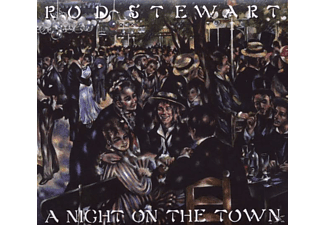 Rod Stewart - A Night On The Town - (CD)