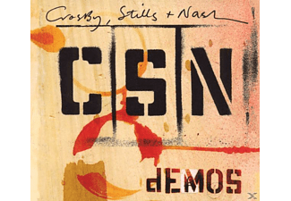 Crosby, Stills & Nash - Demos [CD]
