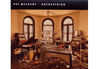 Pat Metheny - Orchestrion - (CD)