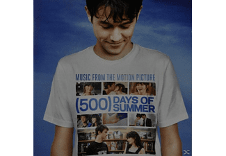 VARIOUS - (500)Days Of Summer - (CD)