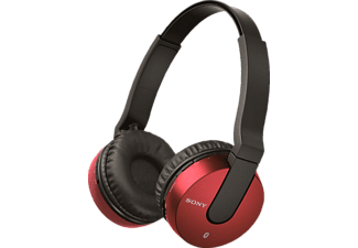 SONY MDR-ZX550BN Red