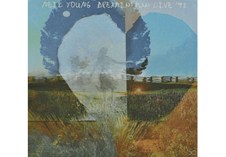 Neil Young - Dreamin' Man Live '92 - (CD)