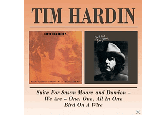 Tim Hardin - Suite For Susan Moore/Bird On A Wire [CD]
