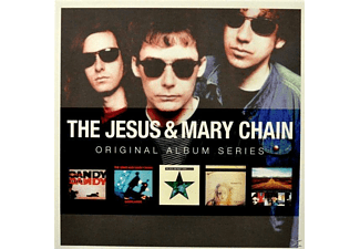 The Jesus And Mary Chain - Original Album Series (CD)