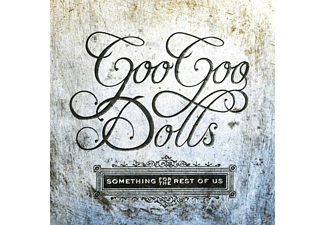 Goo Goo Dolls - Something For The Rest Of Us - (CD)