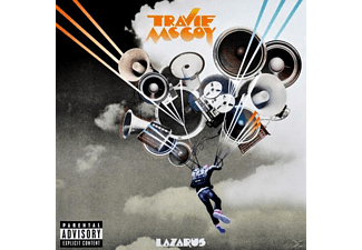 Travie McCoy - Lazarus - (CD)