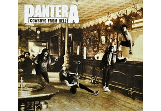 Pantera - Cowboys From Hell - (CD)