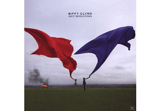 Biffy Clyro - Only Revolutions (CD)
