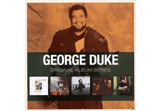 George Duke - Original Album Series - (CD)
