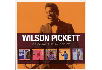 Wilson Pickett - Original Album Series [CD]