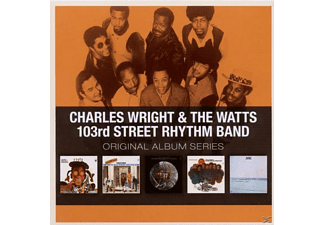Charles Wright & The Watts103rd Street Rhythm Band - Original Album Series - (CD)