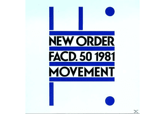 New Order - Movement - (CD)