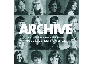 Archive - You All Look The Same - (CD)