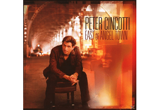 Peter Cincotti - East Of Angel Town - (CD)