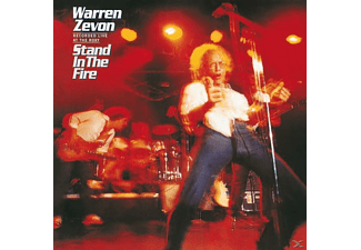 Warren Zevon - Stand In The Fire-Life At Roxy - (CD)