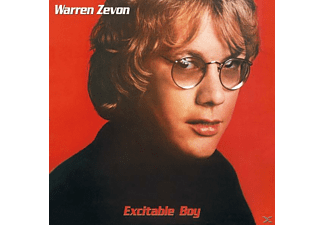 Warren Zevon - Excitable Boy - (CD)
