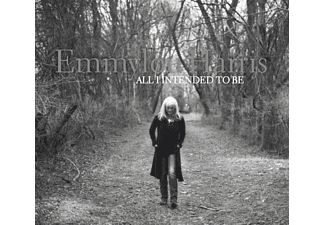 Emmylou Harris - All I Intended To Be - (CD)