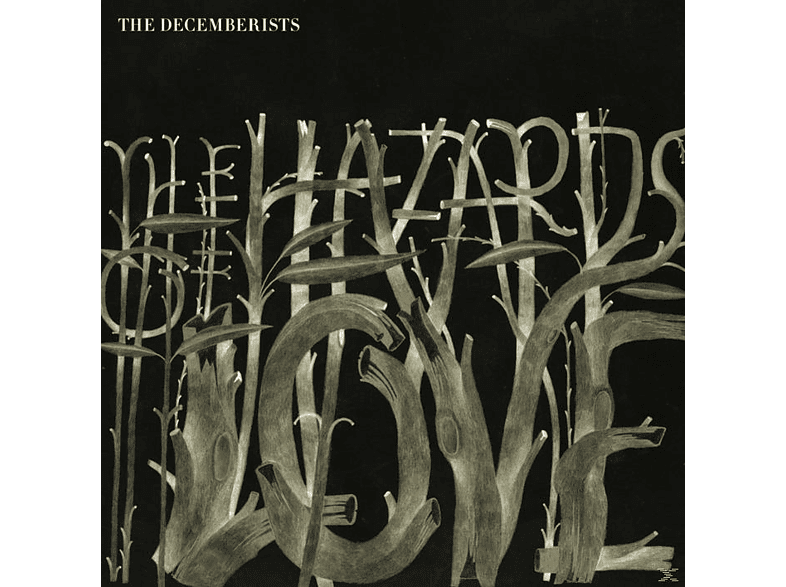 The Decemberists - The Hazards of Love [CD]