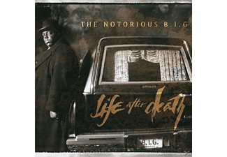 The Notorious B.I.G. - Live After Death CD