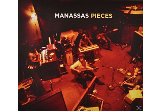 Manassas - Pieces - (CD)