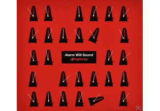 Alarm Will Sound - A/Rhythmia [CD]