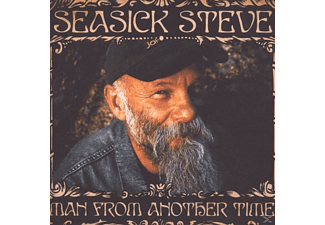Seasick Steve - Man From Another Time CD