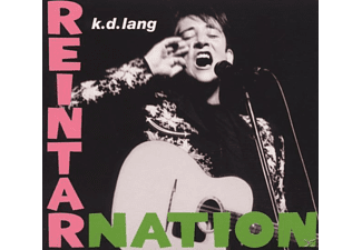 K.D. Lang - Reintarnation - (CD)