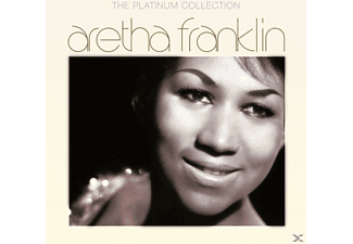 Aretha Franklin - The Platinum Collection CD