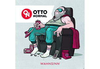 Otto Normal - Wahnsinn - (CD)