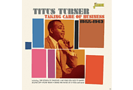Titus Turner - Taking Care Of Business [CD]