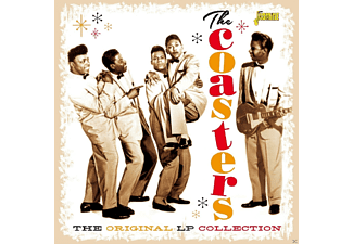 The Coasters - Original Lp Collection - (CD)