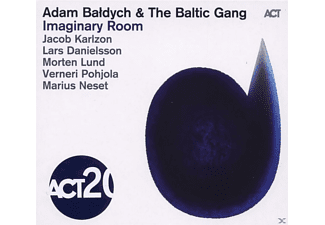 Adam Baldych, The Baltic Gang, Jacob Karlzon, Morten Lund, Verneri Pohjola, Marius Neset, Danielsson Lars - Imaginary Room - (CD)