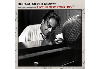 Horace Quartet Silver, Lou Donaldson - Live In New York 1953 - (CD)