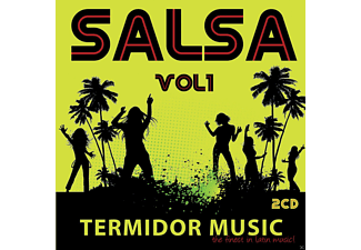VARIOUS - Salsa Vol.1 Termidor Music - (CD)