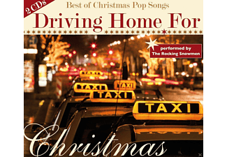 The Rocking Snowman - Driving Home For Christmas-Best Of Christmas Pop S [CD]